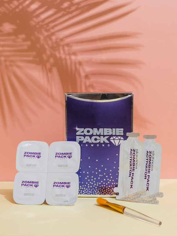 Zombie Pack Diamond & Activator-kit