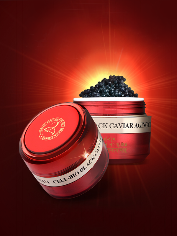 CELL-BIO BLACK CAVIAR AGING CREAM
